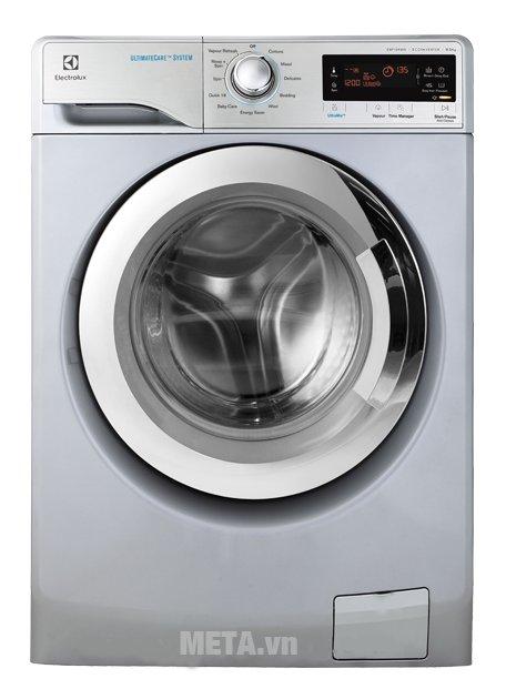 Máy giặt Electrolux EWF12853S 8kg có thiết kế tiện lợi