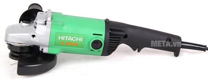 Máy mài góc 1200W Hitachi G15SA2 có thiết kế chắc chắn