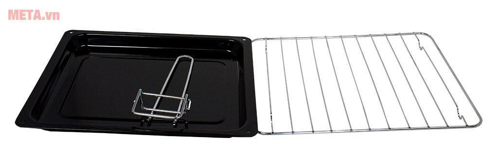 Lò nướng điện Magic A62 với khay nướng