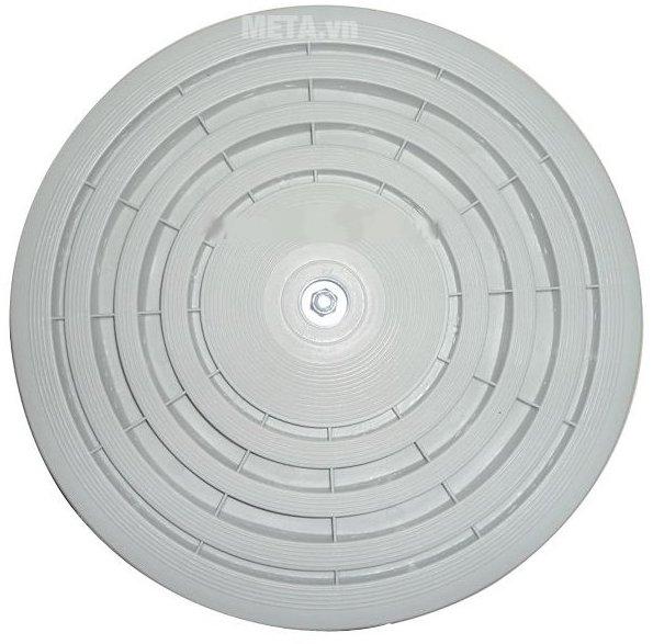 Máy tập lắc eo nhựa trắng ER-707 giúp vòng eo thon gọn hơn