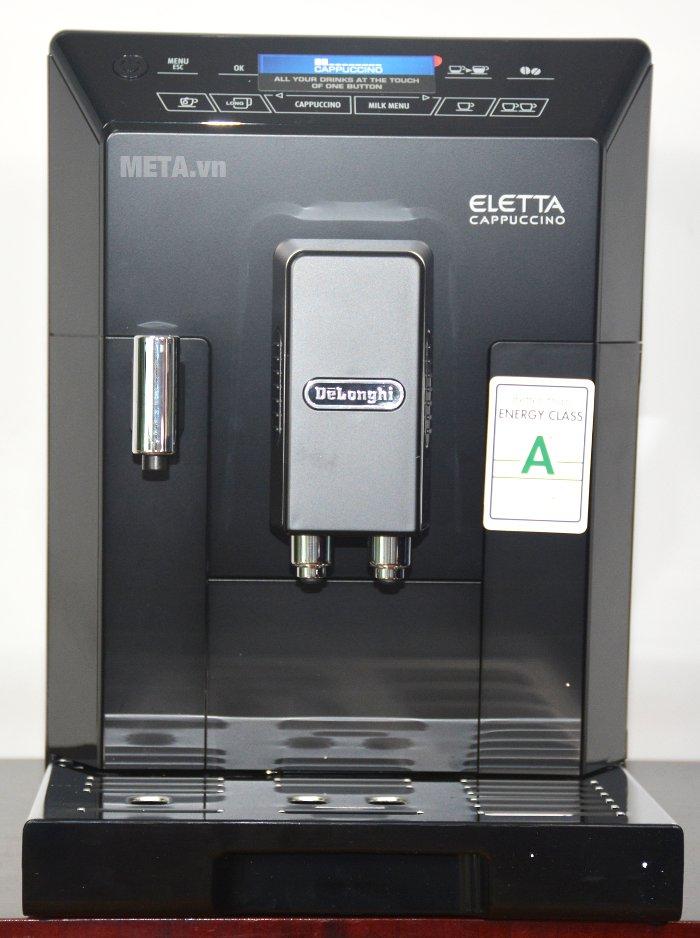 Máy pha cà phê tự động Delonghi ECAM44.660.B màu đen