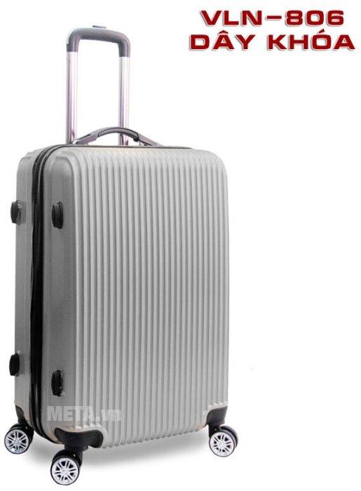 Vali nhựa VLN PC-806 20 inch màu nâu đồng