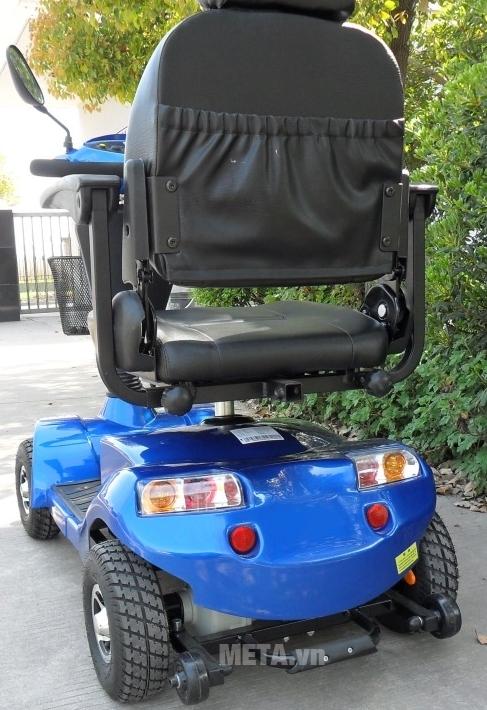 Xe lăn điện HA-3022S màu xanh