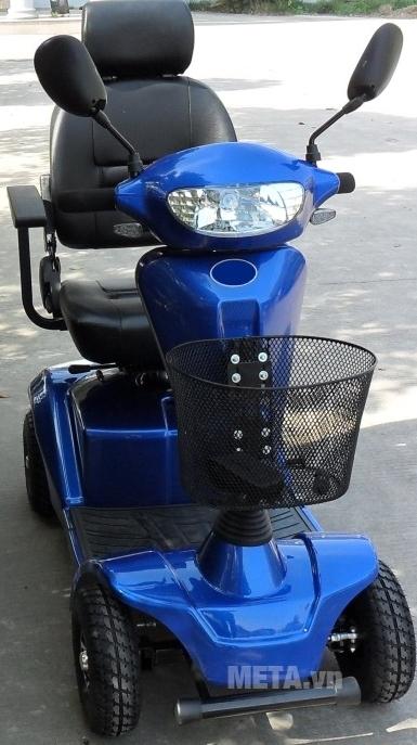 Xe lăn điện HA-3022S nhỏ gọn thoải mái cho người dùng