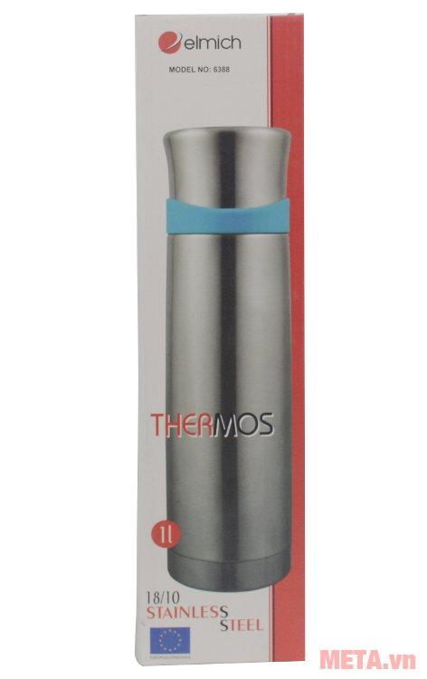 Hộp đựng bình giữ nhiệt Elmich K10 2246388
