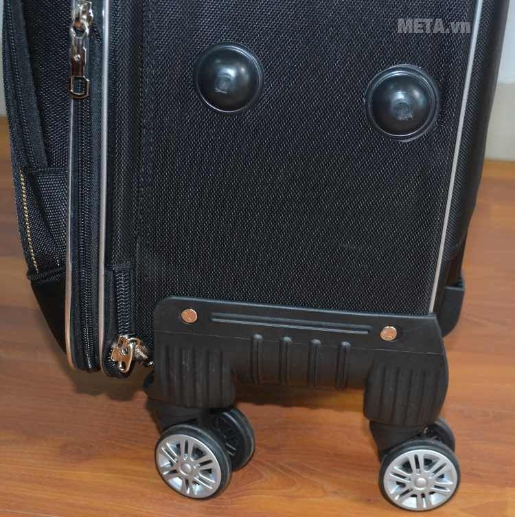 Vali kéo du lịch VLX011 20 inch có 4 bánh xoay 360 độ