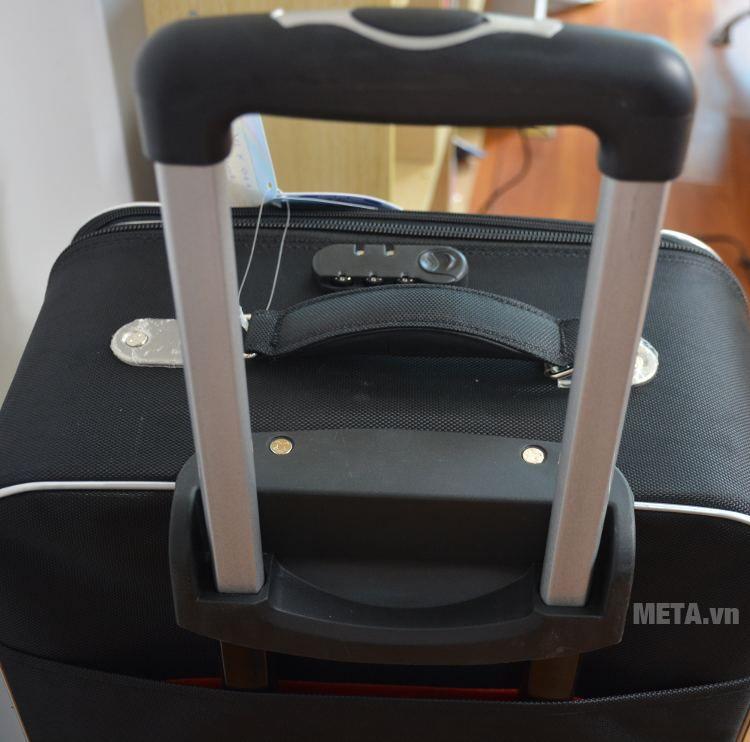 Vali 4 bánh xoay VLX011 20 inch có tay cầm chắc chắn