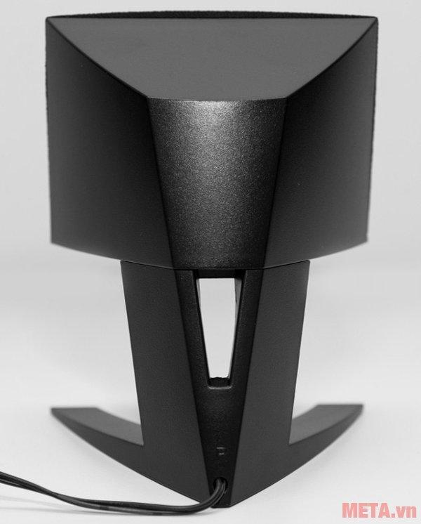 Mặt sau loa vệ tinh Edifier M1380