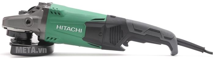 Máy mài góc 2200W Hitachi G18SW2 với trọng lượng 4,4kg có tay cầm chắc chắn