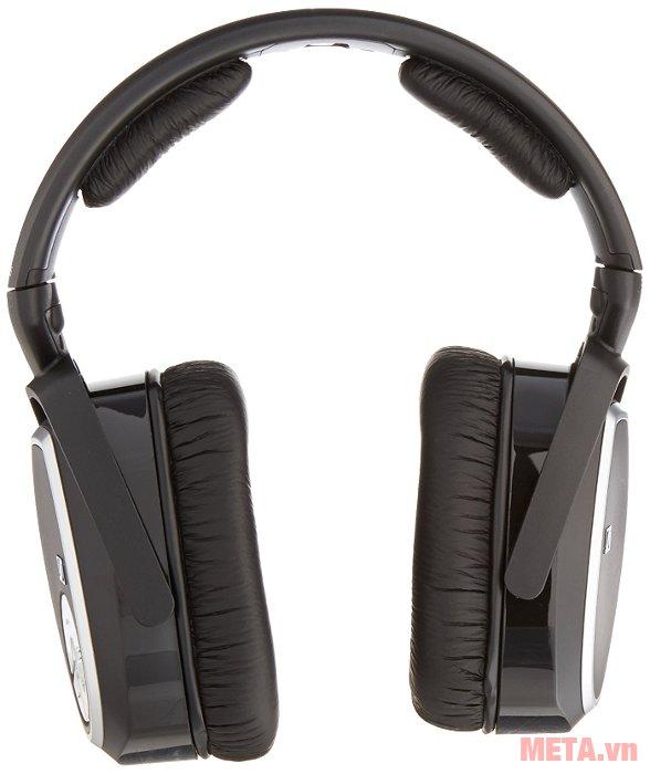 Tai nghe Sennheiser HDR165 tái hiện âm thanh trung thực