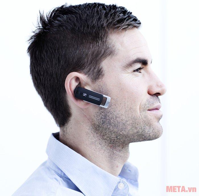 Cận cảnh tai nghe Bluetooth Sennheiser Presence 2 in 1