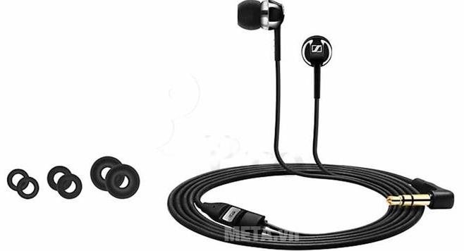 Tai nghe Sennheiser CX 1.00 có dây dài 1,2m