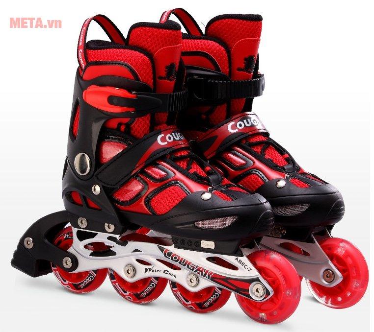 Giầy trượt patin Cougar MZS835LSG