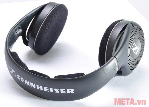 Tai nghe Sennheiser RS 120 II thiết kế dạng chụp đầu