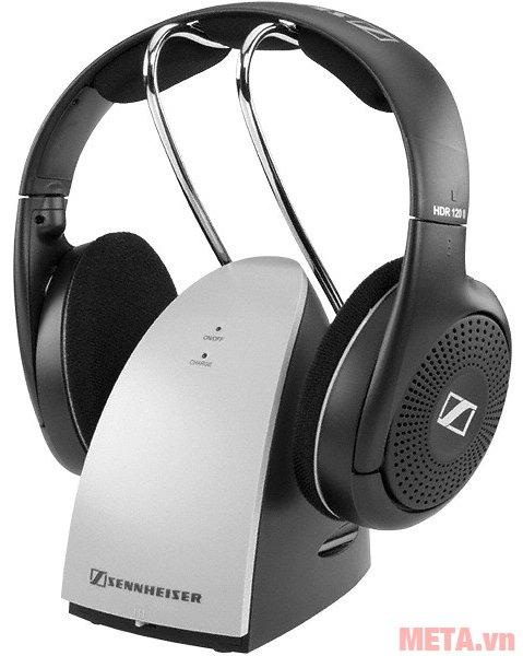 Tai nghe Sennheiser RS 120 II có chức năng kết nối Bluetooth