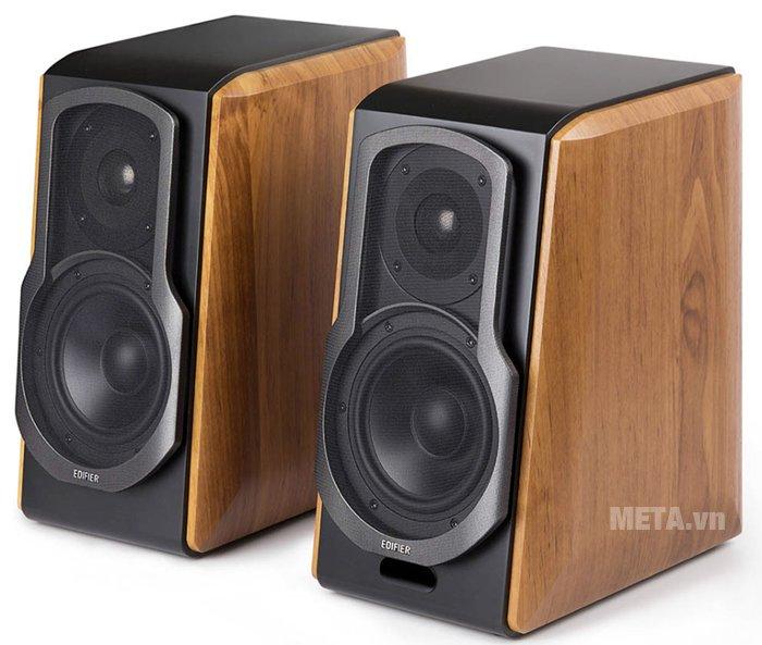 Loa Edifier S1000DB có công suất 120W cho âm thanh mạnh, sâu và bổng hơn