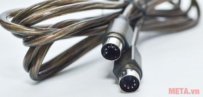 Chuẩn kết nối 5 pin giữa 2 loa cho tín hiệu đường truyền cực tốt