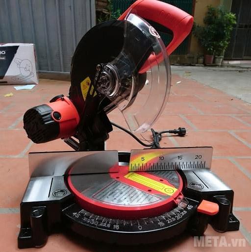 Máy cắt nhôm Kainuo 31255 (1800W) có đường kính đĩa cắt 255mm