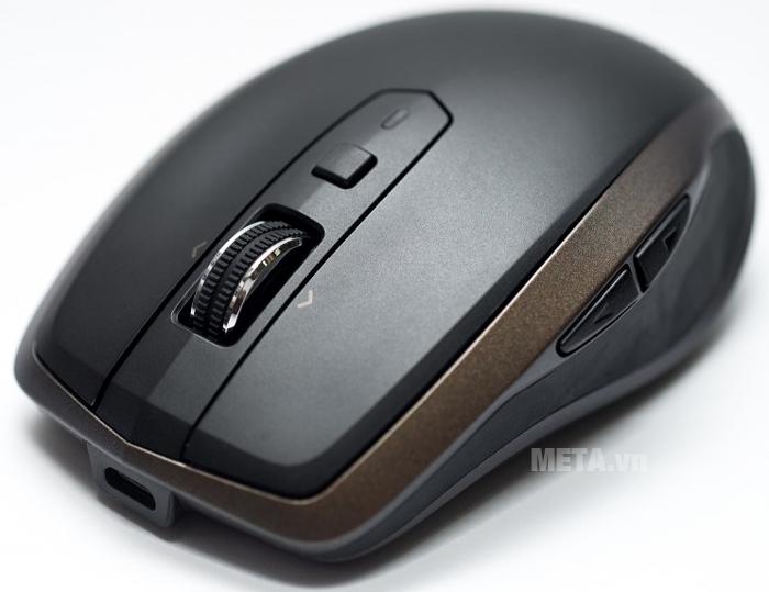 Chuột Wireless Logitech MX2 kết nối 3 thiết bị Bluetooth
