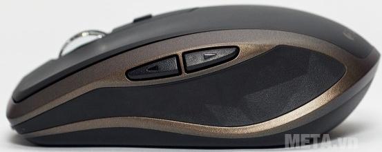 Chuột Wireless Logitech MX2 vừa vặn khi ôm lấy