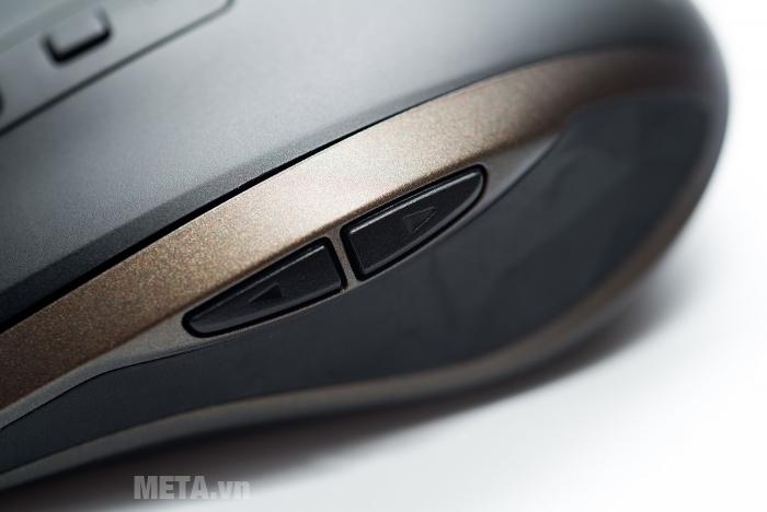 Chuột Wireless Logitech MX2 phù hợp với người chơi game