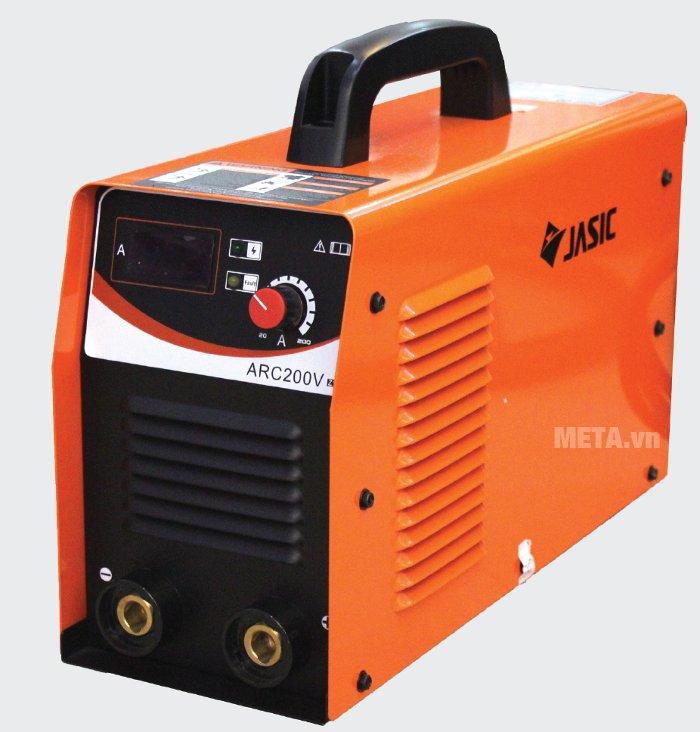 Máy hàn que Jasic ARC-200V có cấp bảo vệ IP21 nên sử dụng an toàn