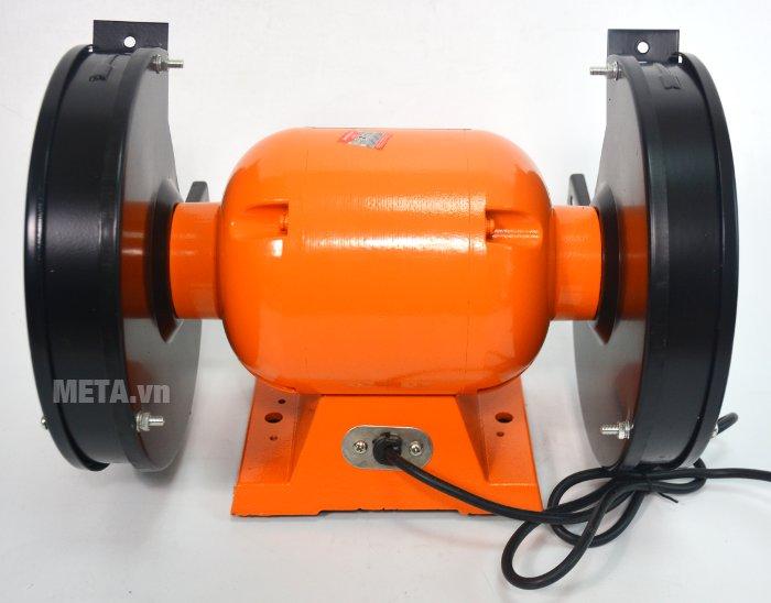 Máy mài 2 đá Gomes GB-375 có chất liệu cao cấp