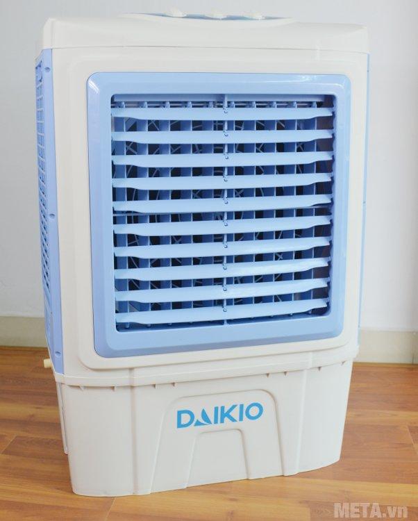 Máy làm mát không khí Daikio DK-5000C làm bằng nhựa cao cấp