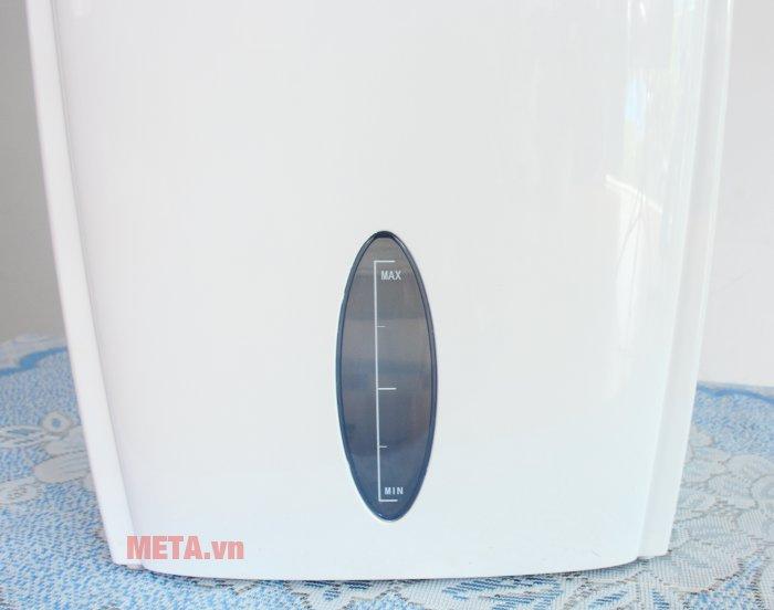 Máy làm mát không khí Daikio DK-800A có vạch báo mực nước