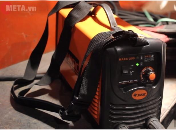 Máy hàn que Maxx200 an toàn tuyệt đối về điện