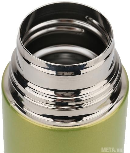 Bình giữ nhiệt lưỡng tính Lock&Lock LHC350B trang bị thép 304 không gỉ