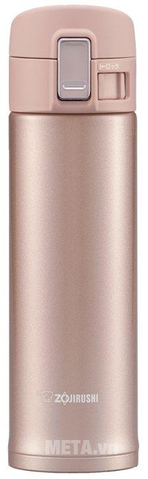 Bình lưỡng tính Zojirushi SM-KB48-VJ màu hồng nhạt
