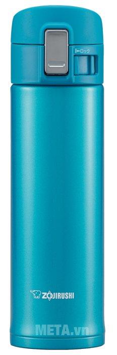 Bình lưỡng tính Zojirushi SM-KB48-VJ màu xanh