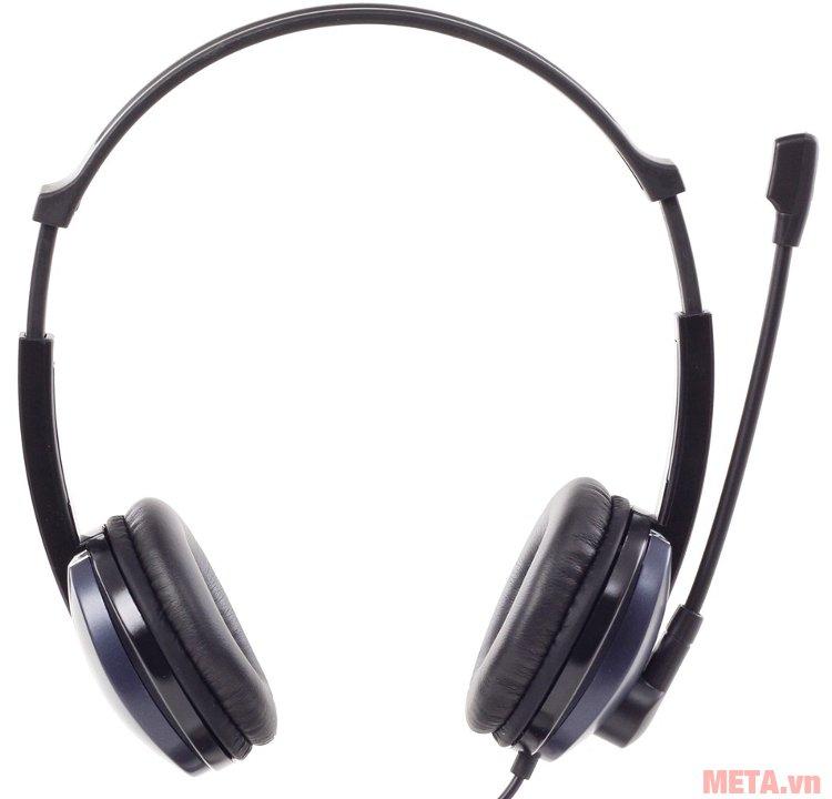 Tai nghe Microlab K290 có đệm tai êm ái