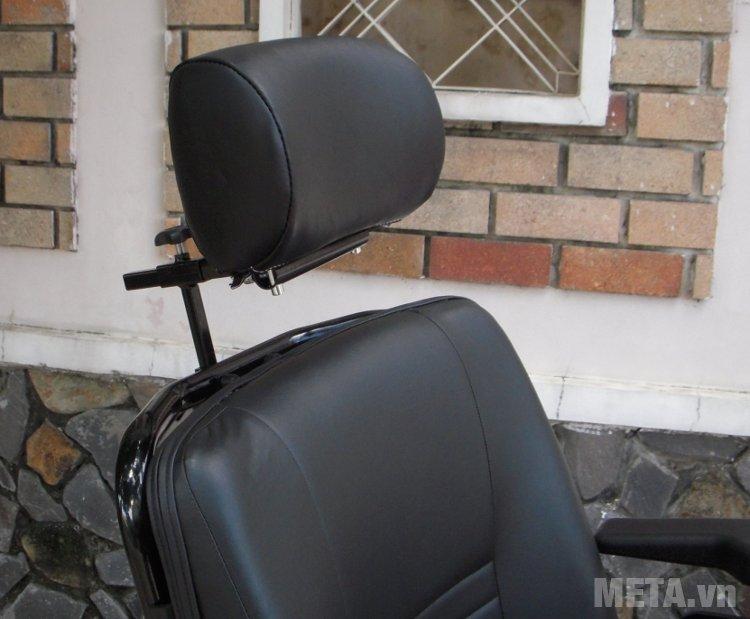 Xe lăn điện W-HA-1031 có đệm ghế ngồi êm ái