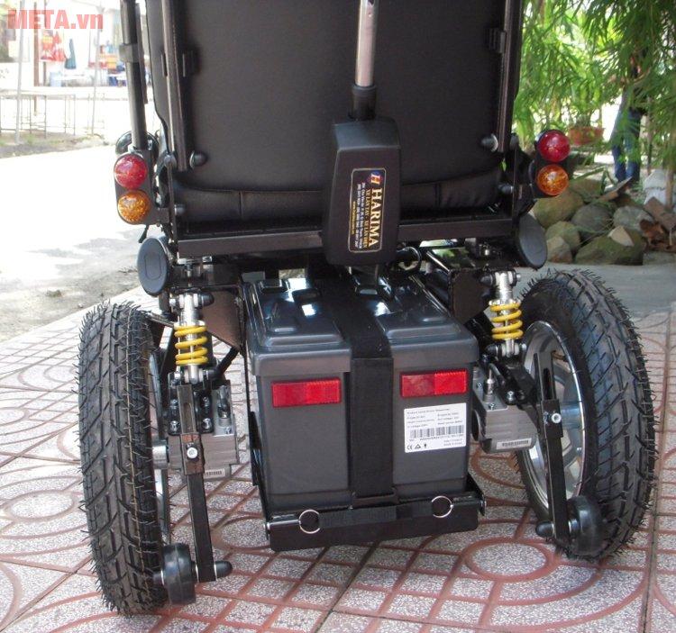 Xe lăn điện W-HA-1031 dùng pin