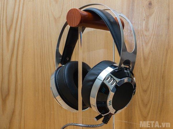 Tai nghe SoundMax AH-319 có khung xương bằng kim loại