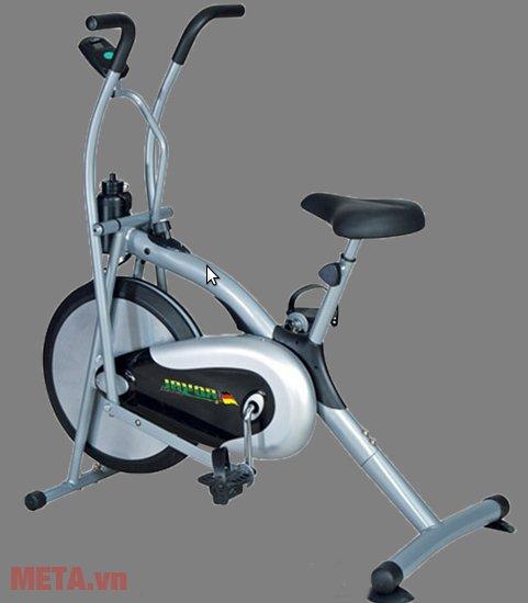 Xe đạp Royal-54 phù hợp cho các thành vên trong gia đình cùng luyện tập