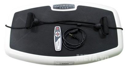 Máy massage toàn thân Buheung MK-420 có dây kéo tay giúp vận động cơ thể hoàn hảo