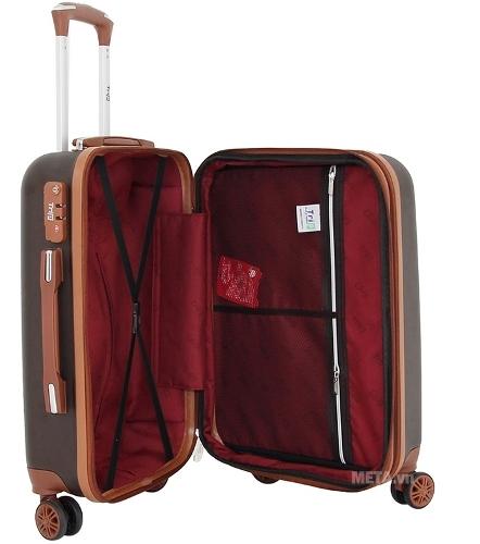 Vali du lịch cao cấp Trip P803A - size 60 có khóa số an toàn
