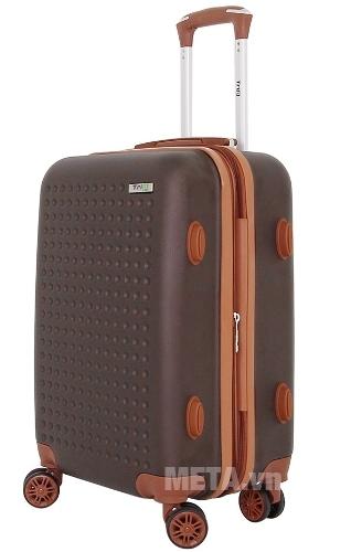 Vali du lịch cao cấp Trip P803A - size 60 có đế tựa bảo vệ bề mặt nhựa