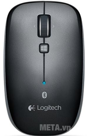 Chuột Bluetooth Logitech M557 sử dụng pin AA phổ biến