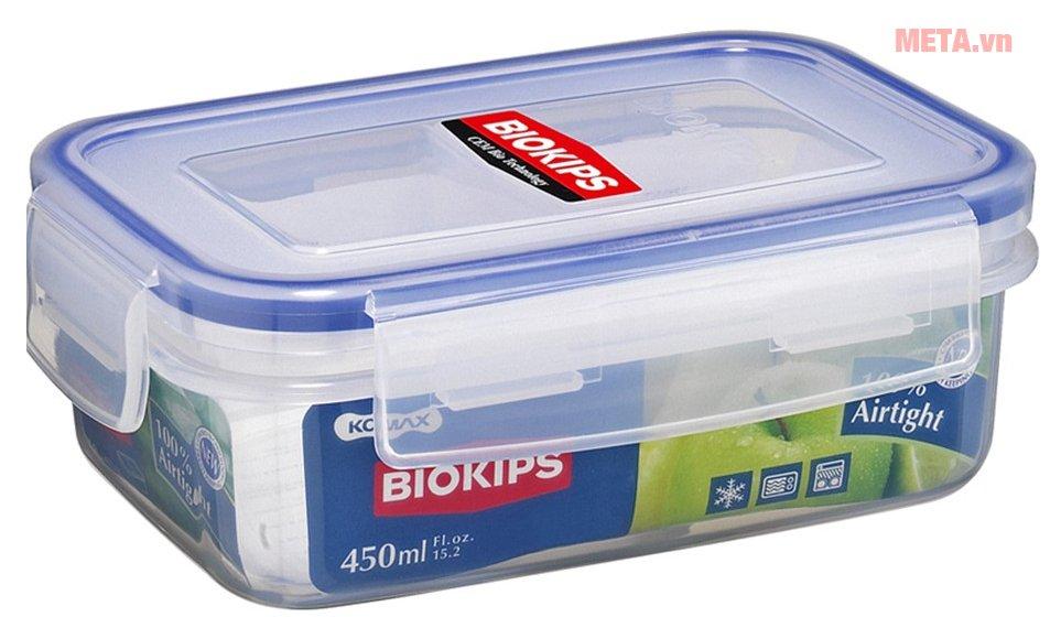 Bộ hộp nhựa Biokips Hàn Quốc có chất liệu cao cấp