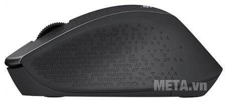 Chuột quang Logitech M331 màu đen