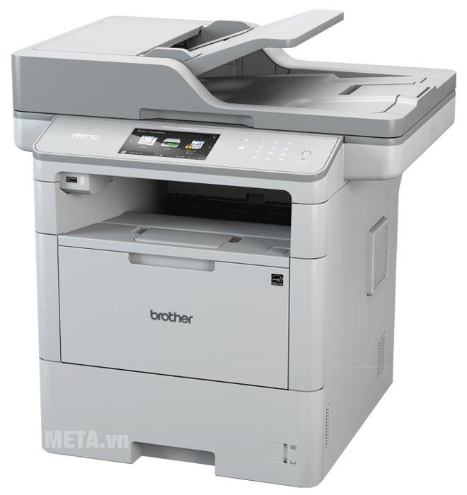 Máy in đa năng Brother MFC-L6900DW có khay đựng giấy 520 tờ