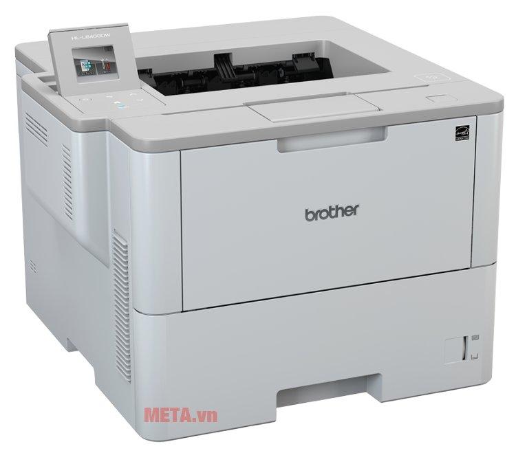 Máy in laser Brother HL-L6400DW có màn hình LCD 1.8 inch