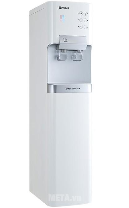 Máy lọc nước có thiết kế sang trọng phù hợp với các hộ gia đình