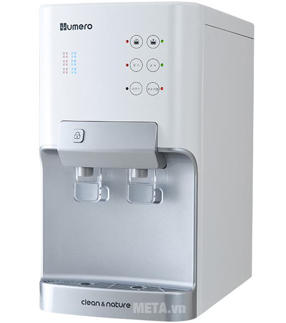 Hình ảnh phía thân trên của máy lọc nước