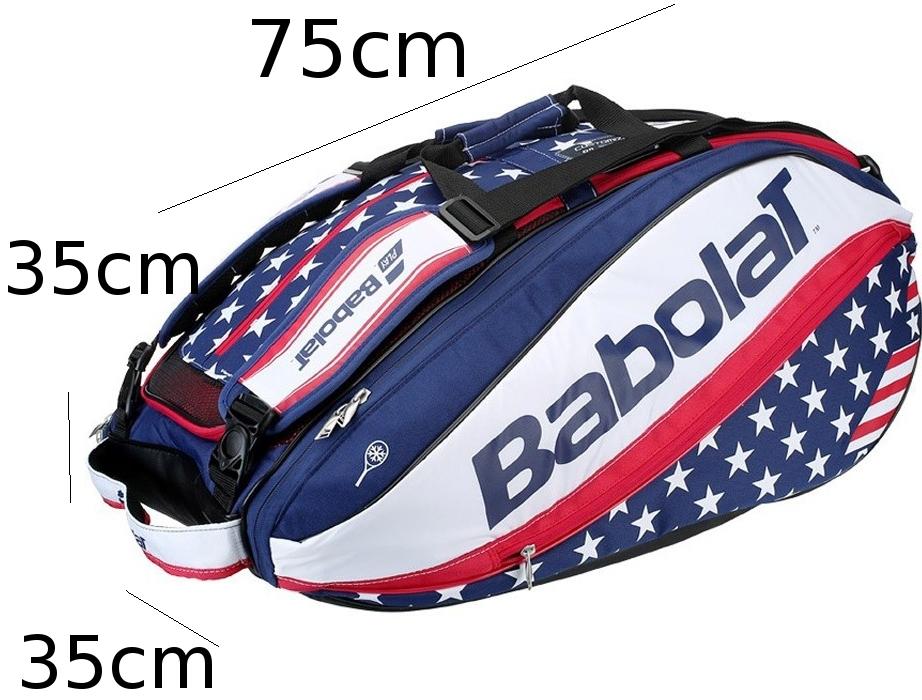 Bao vợt Tennis Babolat Pure Aero Stars & Stripes 12 (756026)
