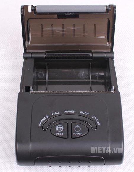 Máy in hóa đơn di động Zonerich AB-330M có tốc độ in 60 mm/giây